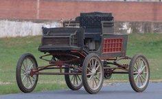 1899 Locomobile Steam Runabout