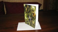Clairyon Call   5.5x8.5  Blank Note Card / Greeting Card FREE SHIPPING. $4.00, via Etsy.