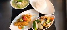 Delicious Thai food at Thai Brasserie, Enterprise Shopping Centre, http://enterprise-centre.org/shop/thai-brasserie