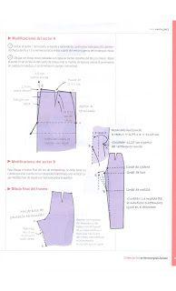 Costura,Patrones y mucho mas: Libro de Oro Hermenegildo Pekinese, Pattern Drafting, Fashion Sewing, Pattern Books, Pattern Making, Hermes, Sewing Patterns, Crochet, How To Make