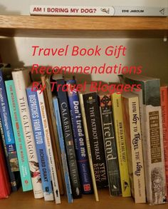 Travel Book Gift Rec