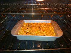 Clean eating pumpkin granola bars