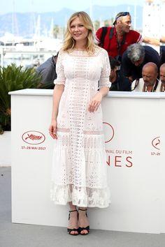 Kirsten Dunst Cannes 2017