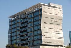 VIA Corporativo mixed use development in Tijuana by Guillot Arquitectos