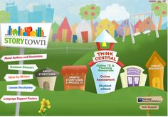 Resources for StoryTown