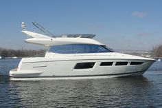 2014 Prestige 500 fly for sale