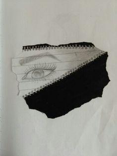 Ich hab das mit 12 Jahren gemalt