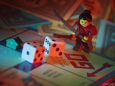 Ninja Go. . Kunochai was stoked! She rolled a six to oriental avenue! . #tp_ninjago #ninja #monopoly #lego #minifiguresbigworld #afol #legominifigures #toyslagram_lego #instalego #legostagram #brickcentral #legoart #legography #legogram #joecowlego #brickpichub #bricknetwork #toyartistry_lego #lego_hub #brickshift #vitruvianbrix #stuckinplastic #brickculture #toy_photographers #utahtoycrew #toydiscovery