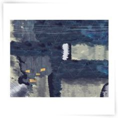 Dark Abstract 1 Canvas Print - 28W x 22H in.
