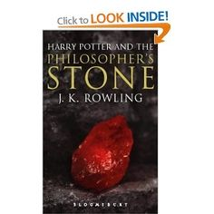 Harry Potter And The Philosopher's Stone: Amazon.ca: JK Rowling: Books