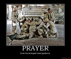 Prayer ,they always need our prayers ,no matter if your soldier is home someone's soldier us out there!!!!