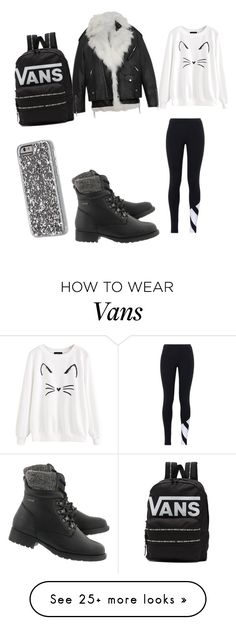 """""""chasing away the winter chills"""" by floralwitch101 on Polyvore featuring adidas Originals, Vans, Case-Mate and statementcoats"""