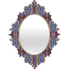 Lisa Argyropoulos Chelsea Baroque Mirror | DENY Designs Home Accessories