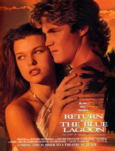 Return to the Blue Lagoon (1991)