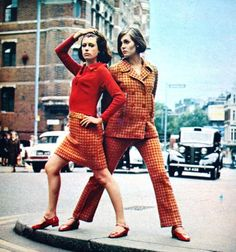 Avenue, September 1966, photographed by Paul Huf