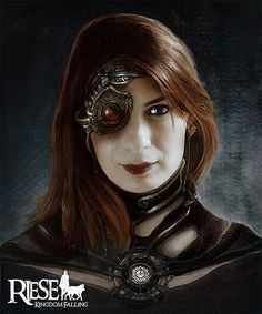 Riese Steampunk ME by felicia.day, via Flickr