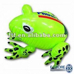 grenouille gonflable-Animaux en plastique-Id du produit:366272403 ...