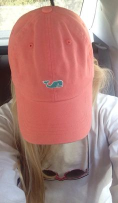 pursuit-of-preppiness:  sc-stateofmind:  Obsessed with my new vv hat   soo cute