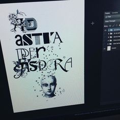 Nunca dejo el #diseño #grafico #cut #paste for #good #adastra