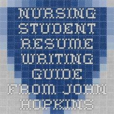 writing a student nurse cv philippines