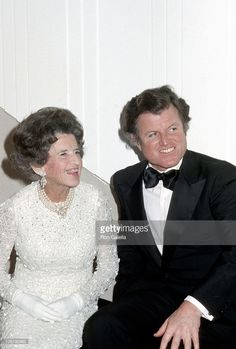 rose kennedy ron gallella   Ted Kennedy and Rose Kennedy during 'Funny Lady' Washington, D.C ...