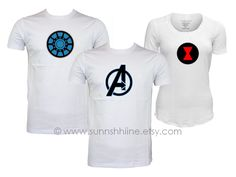 The Avengers Symbols Iron-on Transfer Design (Iron Man, Black Widow, Thor, Hawkeye, Captain America. Hulk, Marvel, Superheroes, Comics, DIY) by sunnshhiine on Etsy https://www.etsy.com/listing/166202533/the-avengers-symbols-iron-on-transfer