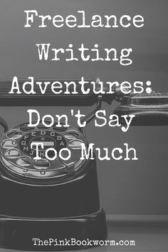When you are working on freelance writing assignments, you may get an assignment that includes doing an interview with someone. Obviously when contacting said person, you want to let them know a little bit about what your article is going to be about. However, I found out recently that there is a thin line between …