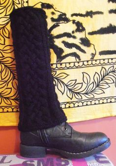 Twisted boot leggings More Source by Mens Dress Outfits, Boots And Leggings, Formal Shoes For Men, Boot Socks, Leg Warmers, Loafers Men, Knit Crochet, Dress Shoes, Dress Clothes