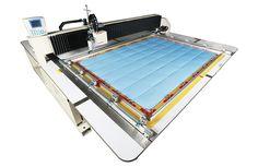 Large Area Automatic Sewing Machine - Sleeping Bag Machine-Sewing Machine-Production-Richpeace Group