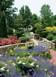 The macdowell company - landscape design construction - weston, ma. Landscape Photos, Landscape Design, Garden Design, Terrace Garden, Garden Spaces, Beautiful Flowers Garden, Beautiful Gardens, Succulent Gardening, Garden Pictures