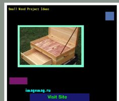 Small Wood Project Ideas 101628 - The Best Image Search