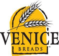 Venice Breads Vancouver based bakery logo and brand development