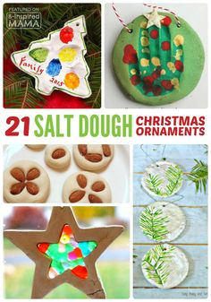Awe Inspiring 1000 Images About Kid Made Christmas Ornaments On Pinterest Easy Diy Christmas Decorations Tissureus