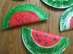 ... each letter with crafts and