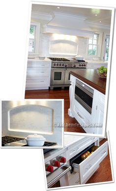 Kitchen Designs by Ken Kelly White Kitchen Design Ideas for an ...