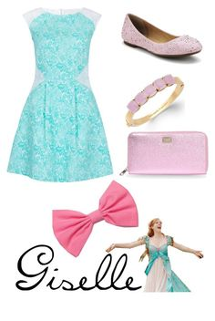 """Giselle"" by krusi611 ❤ liked on Polyvore featuring Almari, Sperry Top-Sider, Kate Spade and Dolce&Gabbana"
