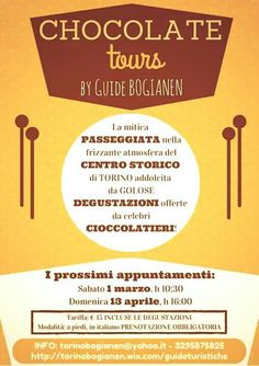 #Torino #tour #cioccolato