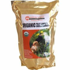Nature's Best Organic Pullet Starter & Grower Crumbles -- organic chicken feed is now at Tractor Supply