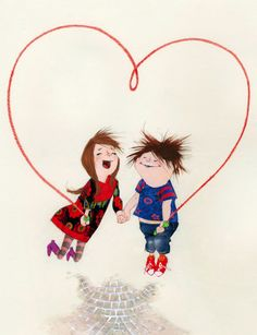 More children's illustrations by robert wagt, via Behance