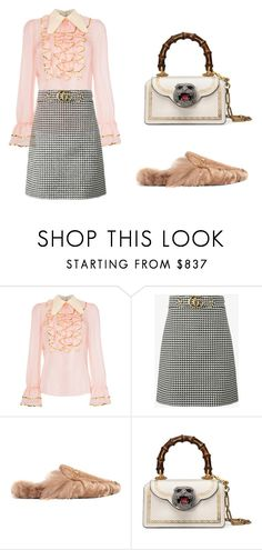 """"""".."""" by alexa78-1 on Polyvore featuring Gucci"""