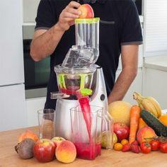 Centrifugeuse Cecotec C-Juicer Pro 4037 07 L Gris Transparent Kiwi, Sumo Natural, Juicer Reviews, Centrifugal Juicer, Juicer Machine, Drip System, Juice Extractor, Smoothies, Blenders