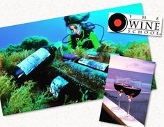 Disfrutando de las playas chilenas este verano? Sabías qué el mar es un excelente medio para en envejecer el vino? Así lo han demostrado las botellas de antiguos naufragios encontradas en perfectas condiciones y sin perjudicar el medio ambiente.  Es por esto que actualmente existen bodegas submarinas en las costas de diferentes países.  Cómo nos gustaría contar con una bodega submarina a la cual visitar en Chile!   #vino #vinochileno #BodegaSubmarina #PlayasChilenas #Mar #vacaciones #buceo…