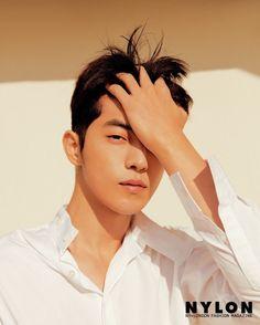 Nam Joo Hyuk Wallpaper, Nam Joo Hyuk Cute, Jong Hyuk, Chloe, Nam Joohyuk, Lee Sung Kyung, Weightlifting Fairy Kim Bok Joo, Handsome Korean Actors, Cute Korean Boys