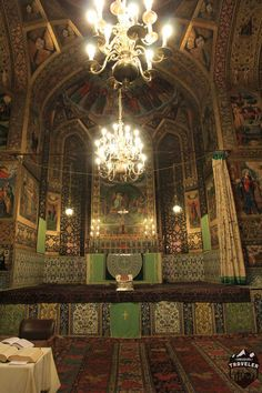 Esfahan - The most beautiful city in the world | Unusual Traveler (pictured: Armenian church)
