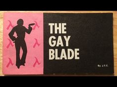 The GAY BLADE, Jack Chick Tract - YouTube