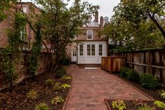 3310 N St NW, Washington, DC 20007 is For Sale - Zillow I love the back door!