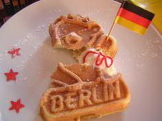 Berliner Bär Waffel