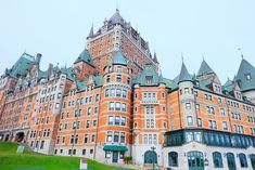 Two Days in Quebec City, Canada