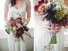Could This Be The Now Trend Mixing Lots Of Really Good Ings To Make An Original Bouquet