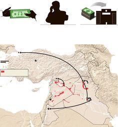 How Islamic State's Secret Banking Network Prospers - WSJ